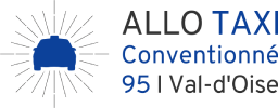 Logo Taxi Conventionne 95 Val d'Oise